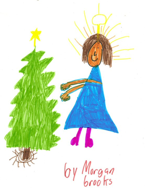 2008 Holiday Card Submission - Morgan Olivarez