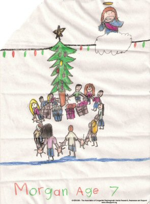 2008 Holiday Card Submission - Morgan Kennedy