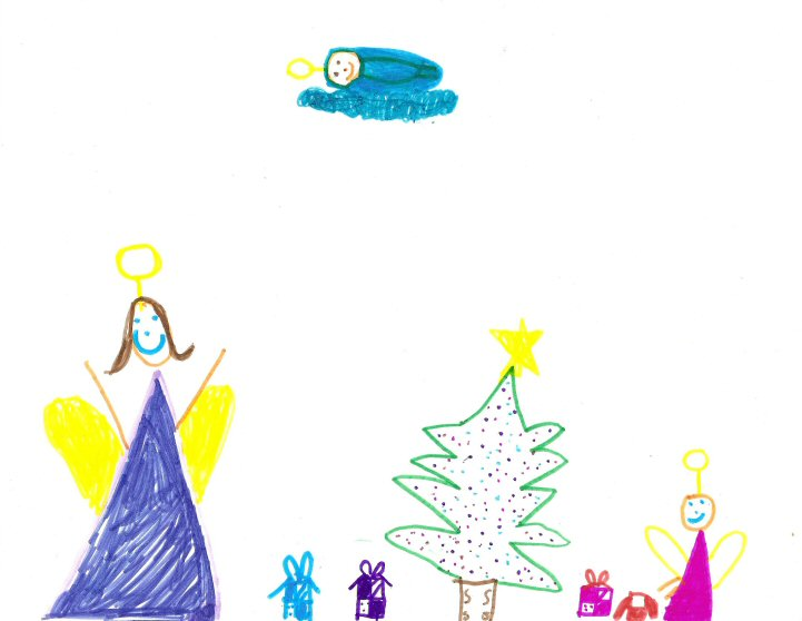 2008 Holiday Card Submission - Lexi Olivarez